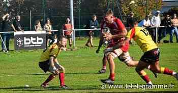 Rugby. Un derby Saint-Brieuc/Dinan très serré - Le Télégramme