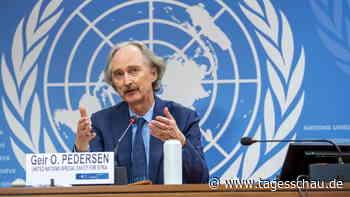 Syrienkrise: Leise Hoffnung in Genf