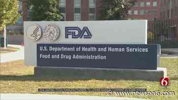 FDA Asking Food Manufacturers To Lower Sodium Content In Some Foods - News On 6
