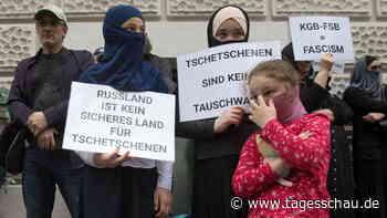 Tschetschenen in Deutschland: Endlosschleife der Unsicherheit