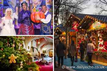 Christmas events in Southampton 2021