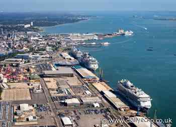 Port of Southampton named 'Best Port' at Wave Awards