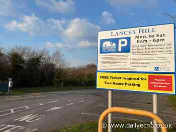 Controversial transport hub plan for Lances Hill car park scrapped