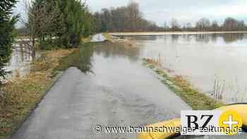 Kreis Wolfenbüttel hilft Gemeinden beim Hochwasserschutz