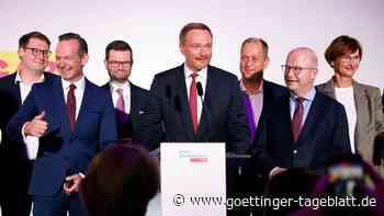 """FDP trifft Entscheidung über Koalitionsgespräche: """"Scheitern ist hier keine Option"""""""