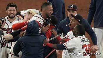 Braves' Eddie Rosario delivers game-winning hit, Atlanta takes 2-0 NLCS lead