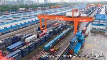 Chinas Wirtschaft wächst nur um 4,9 Prozent