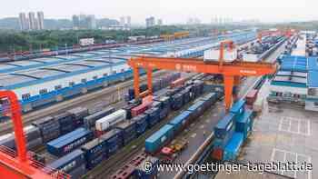 Chinas Wirtschaft wächst im dritten Quartal nur noch um 4,9 Prozent