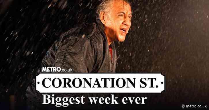 Coronation Street star Jimmi Harkishin reveals Dev has 'no guilt' over leaving Aadi to die