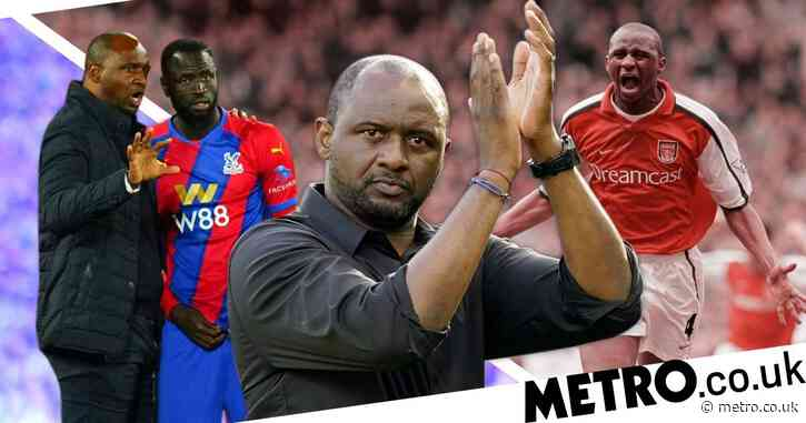 How 'remarkable' Patrick Vieira is using Arsenal experience to revitalise Crystal Palace