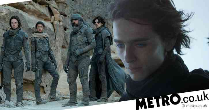 Dune review: Slow-moving sci-fi epic that's dry, dusty and lacking in spice