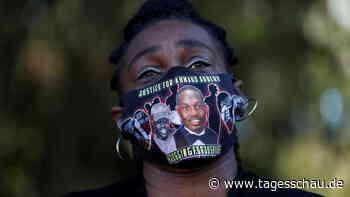USA: Prozess um erschossenen schwarzen Jogger Arbery beginnt