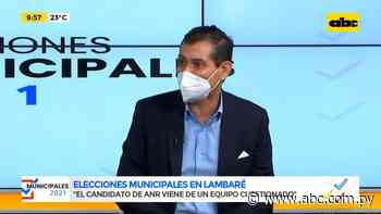 Lambaré: candidato encontró a Nenecho en caminata en campaña, afirma - ABC Color