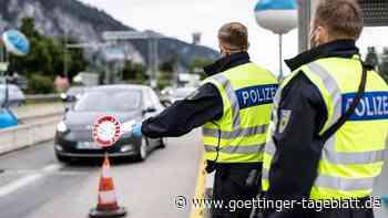 Belarus-Fluchtroute: Bundespolizisten wollen offenbar Grenzkontrollen nach Polen