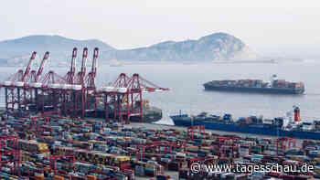 Chinesische Wirtschaft wächst langsamer