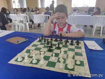 Festival nacional de ajedrez: Menores en Villarrica - ABC Color