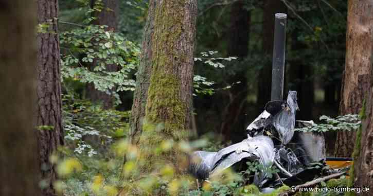 Polizei: Drei Männer starben bei Hubschrauberabsturz