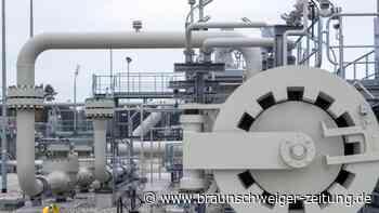 Betreiber: Erste Röhre von Nord Stream 2 ist mit Gas befüllt