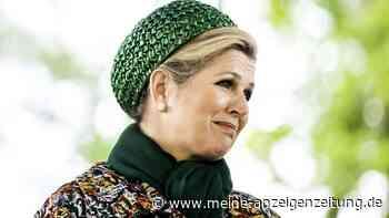 KöniginMáxima der Niederlande: In großer Sorge um ihre Kinder