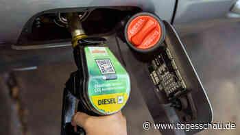 Tanken in Deutschland: Dieselpreis auf Rekordhoch