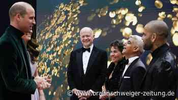 Prinz William vergibt Umweltschutz-Preise
