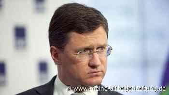 Gaskrise in EU - Russland ruft zu Verhandlungen auf
