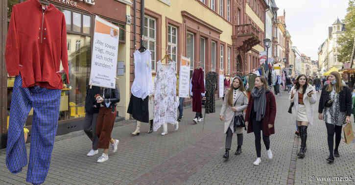 Heidelberg:  So lief die Aktion des Frauennotrufs gegen Victim Blaming