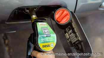 ADAC: Dieselpreis erklimmt in Deutschland Rekordhoch