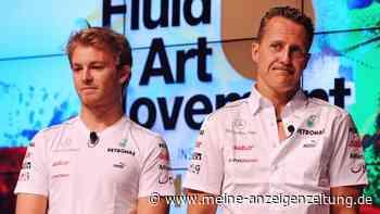 """Formel 1: Schumacher und sein """"Psychokrieg"""" - Rosberg schildert fiese Toiletten-Details"""