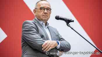 """SPD-Chef Walter-Borjans zu Ampel-Verhandlungen: """"Erwarte, dass wir zuerst über Inhalte reden"""""""