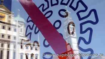 Corona in Augsburg: Die Inzidenz steigt nach dem Wochenende erneut