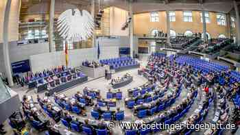SPD-Frauen fordern Nachfolgerin für Bundestagspräsident Schäuble