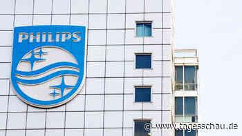 Philips wird von einer teuren Rückrufaktion belastet