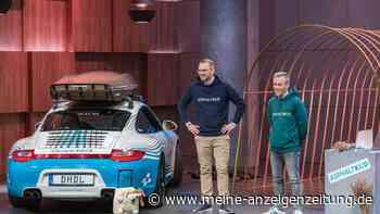 Höhle der Löwen (VOX): Diese nachhaltige Dachbox soll Sportwagen und Stauraum vereinen