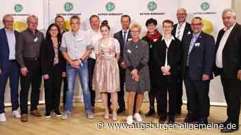 Hohe Auszeichnung vom DFB für den Echinger Christian Neß