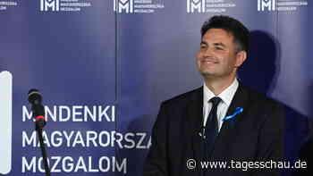 Kandidat Marki-Zay: Anziehend für Ungarns Opposition und Orban-Wähler