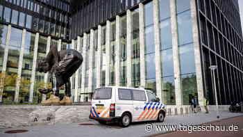 Niederlande: Prozess um Mord an Journalist de Vries beginnt