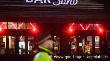Problem für Clubs:In Großbritannien fehlen die Türsteher