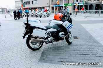 Motorrijder levensgevaarlijk gewond