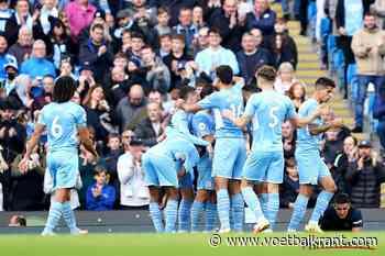 Opmerkelijk: Manchester City traint niet op Belgische bodem
