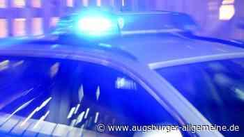 Mann mit Messer rastet in Landsberger Gaststätte aus