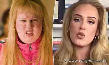 Kyle Sandilands compares Adele to Little Britain character Vicky Pollard - Daily Mail