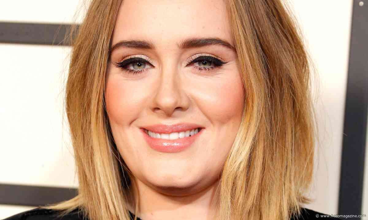 Adele reveals joyous family news in rare video from LA home - HELLO!