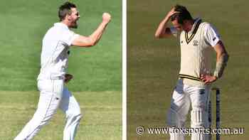 More bad news for luckless WA star; QLD quick goes off in career-best: Shield Wrap