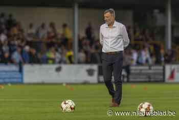 "Coach Francky Cieters: ""Mentaliteitsprobleem"""