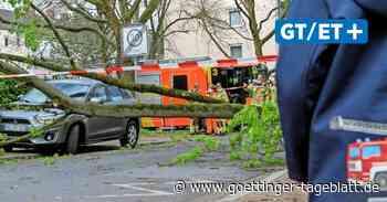 Unwetterwarnung: In der Region Hannover droht ein schwerer Sturm