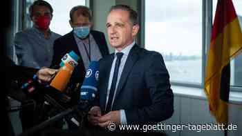 Illegale Migration über Belarus: Heiko Maas fordert Sanktionen gegen Airlines