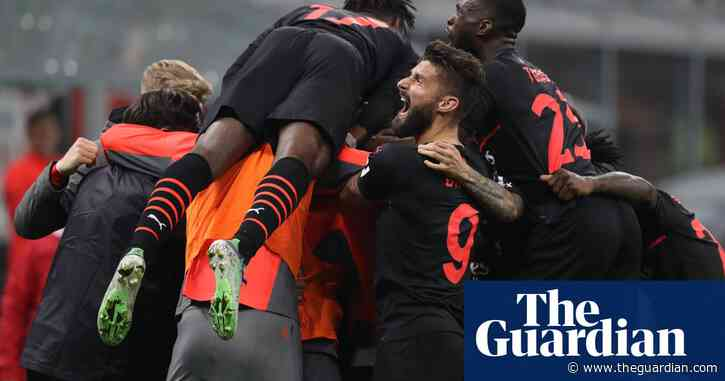 Inside No 9: no hexes yet for Giroud as Verona lose voice in Milan again | Nicky Bandini
