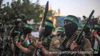 Kollaboration mit Israel: Hamas-Gericht verurteilt zwei Männer zum Tode