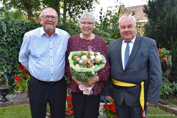 Robert en Rika zijn zestig jaar getrouwd
